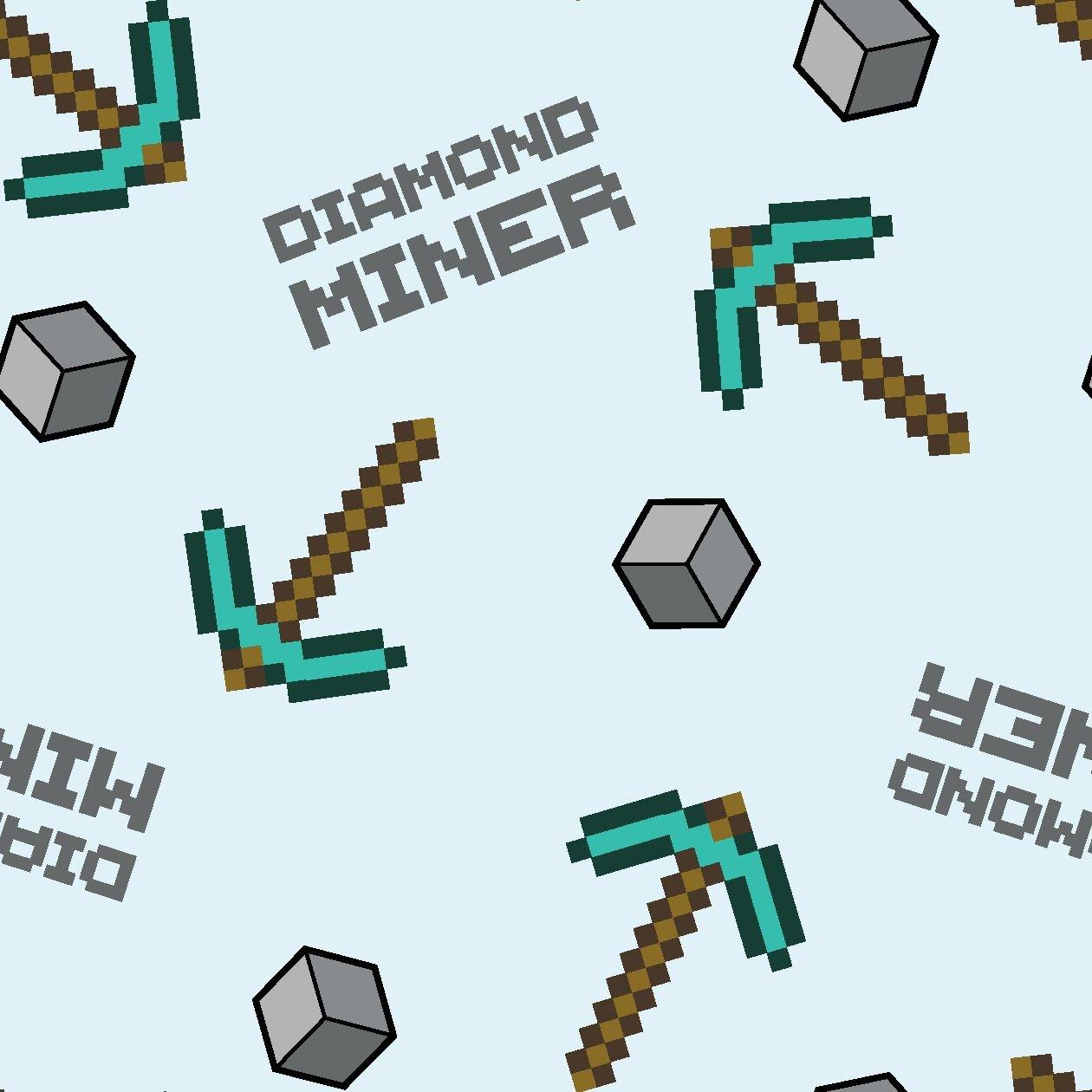 SC-Minecraft 75984-A620715 Diamond Miner