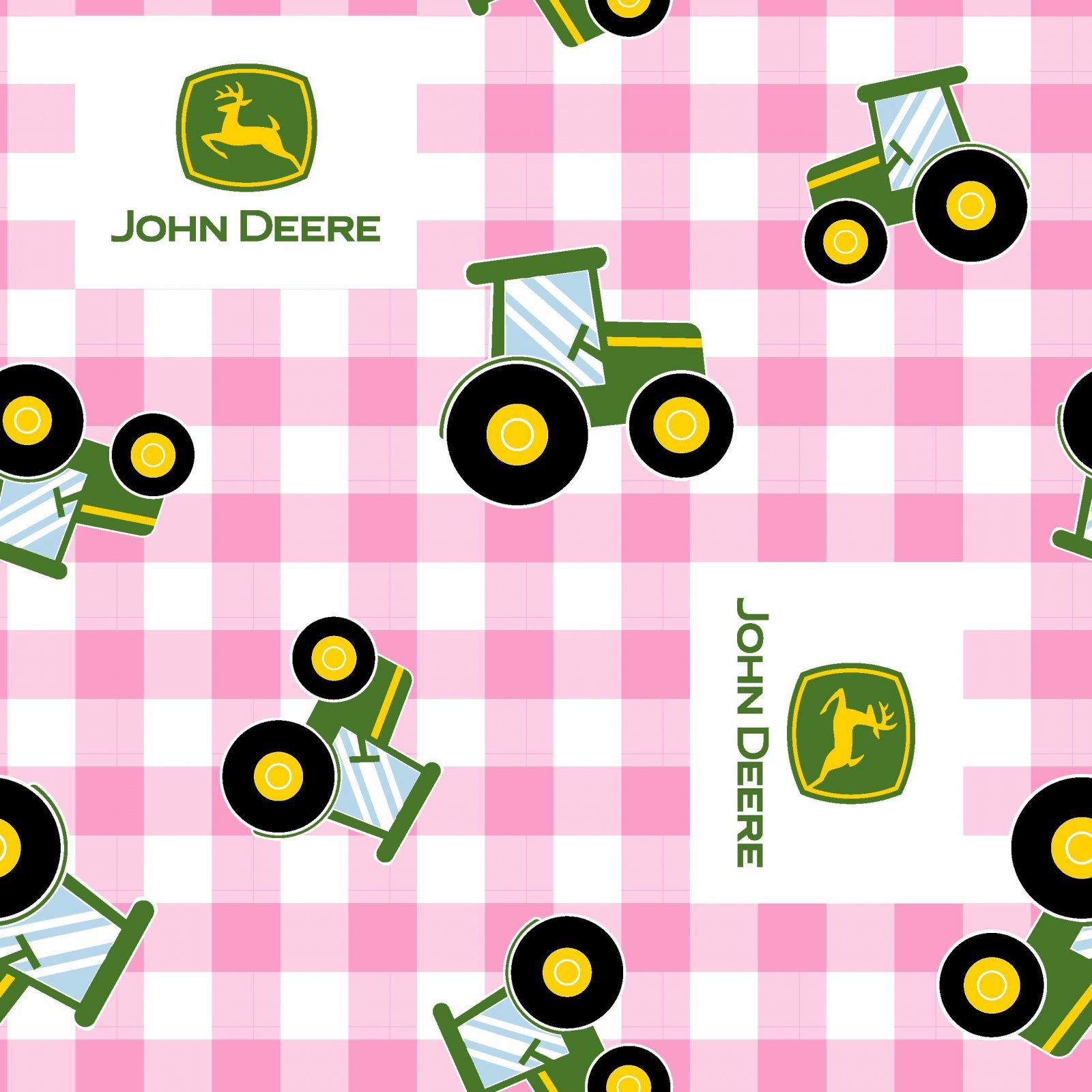 SC-John Deere 76481-A620715 John Deere Plaid