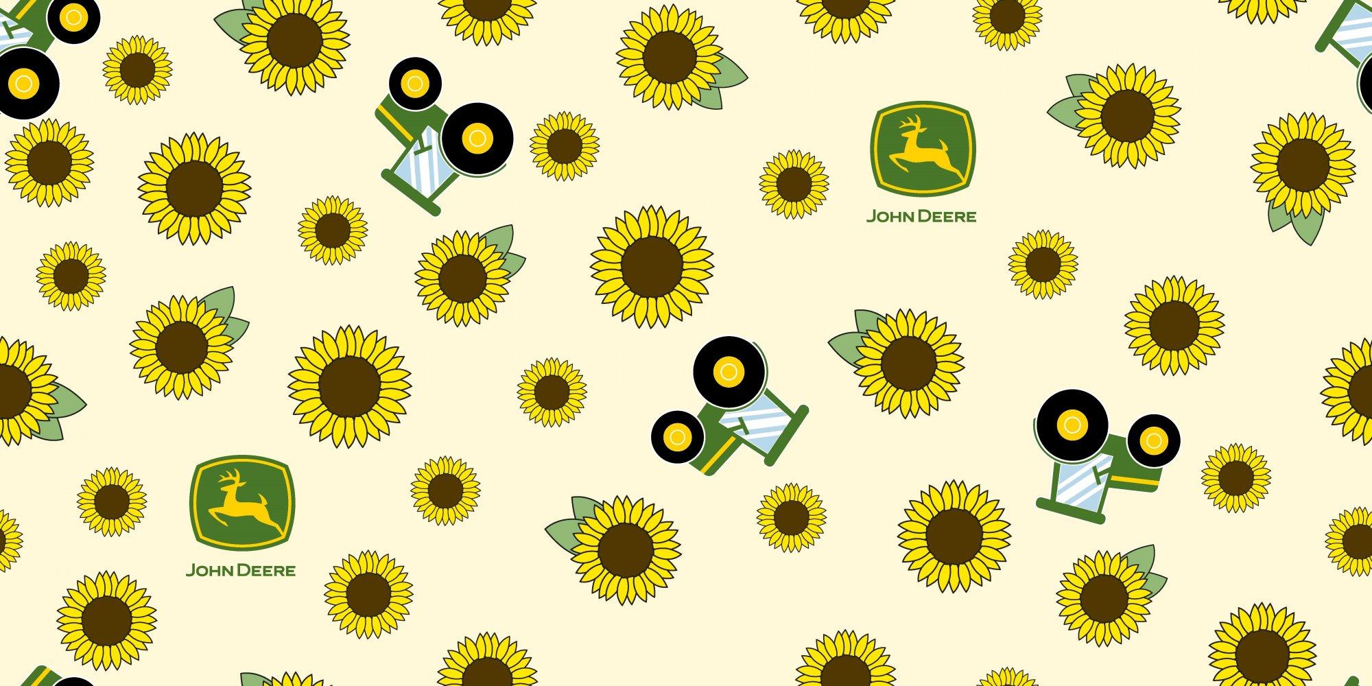 SC-John Deere 76483-A620715 John Deere Sunflower Toss
