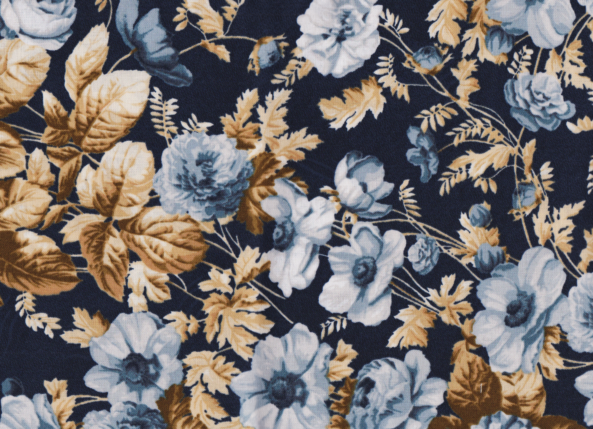 PROMO* Boundless Pre Cuts - 81389 Navy Floral