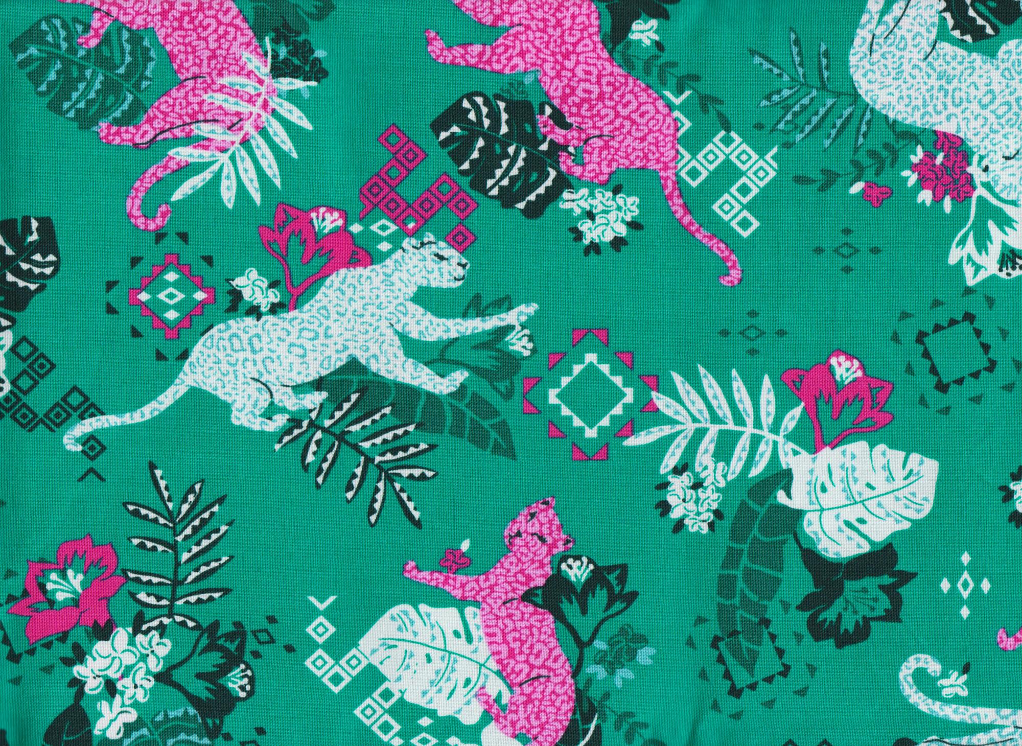 PROMO* Boundless Pre Cuts - 82015 Emerald Leopards