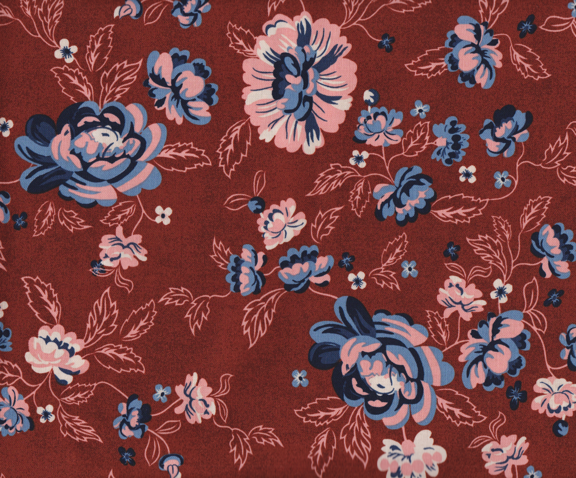 PROMO* Boundless Pre Cuts - 82091 Medium Floral