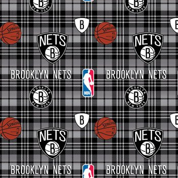 CF-NBA 82BKLN00005A Brooklyn Nets - Fleece
