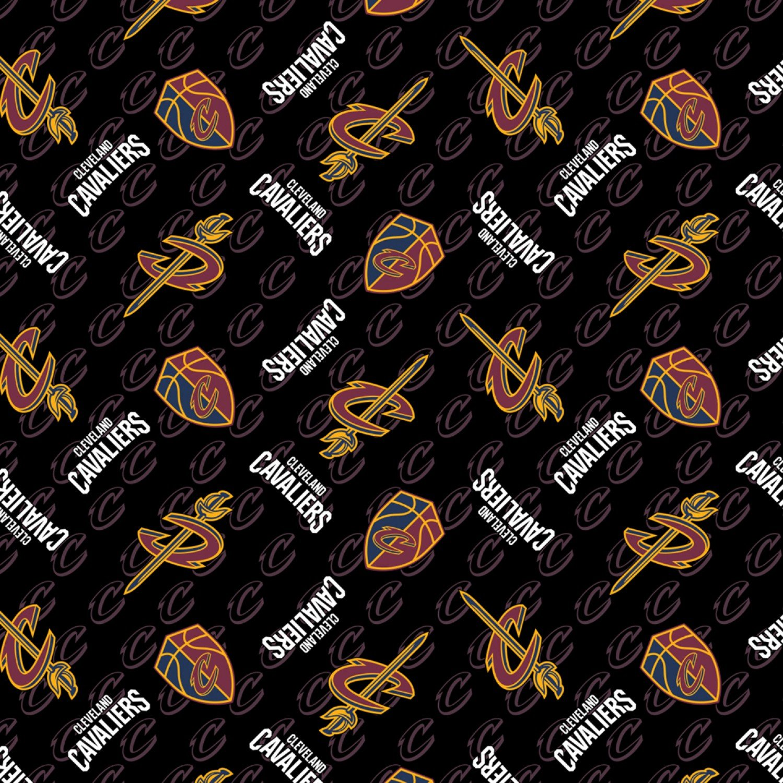CF-NBA 83CLE0002A CAVALIERS Fleece
