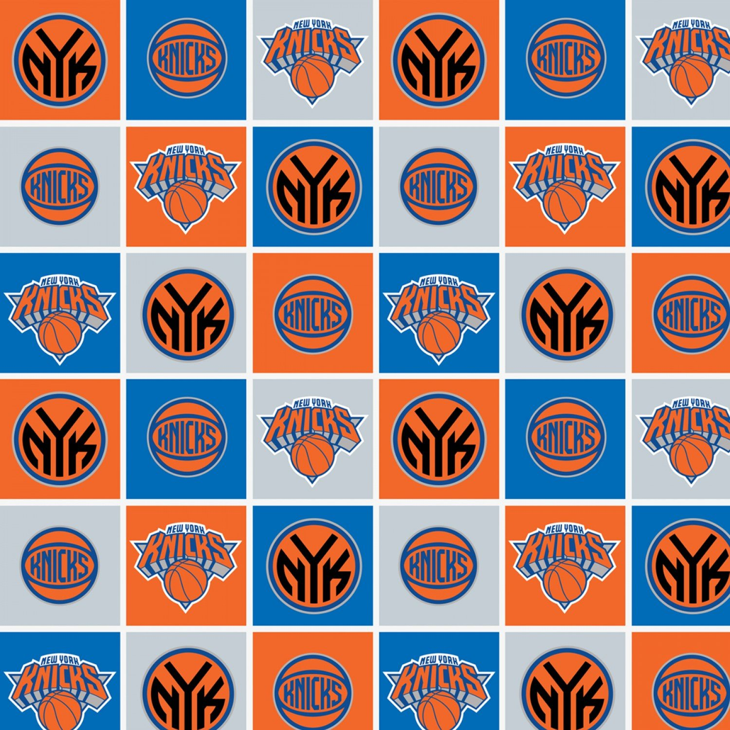 CF-NBA 83NYK0006A New York Knicks - Fleece