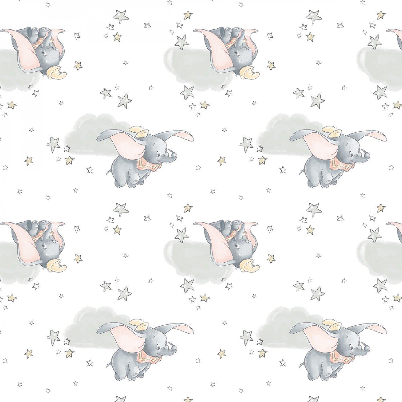 CF-Disney Cotton 85160108-01 Dumbo in the Sky