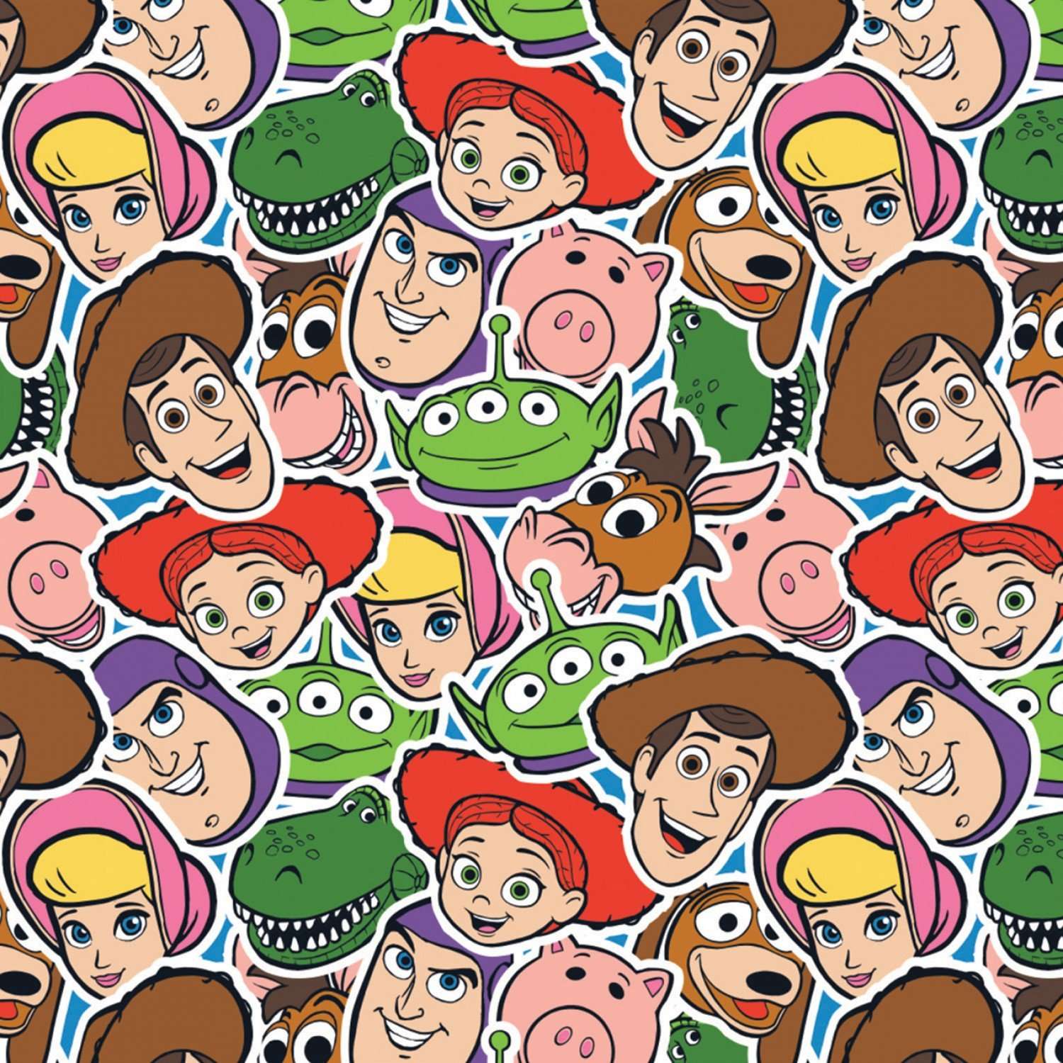 CF-Disney Cotton 85410311-01 Toy Story Toy Group