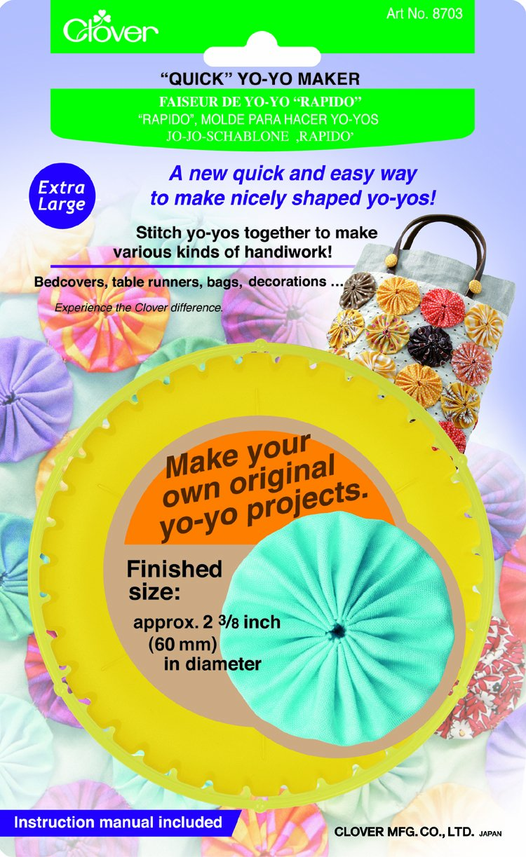 Clover - 8703 Quick Yo-Yo Maker (Extra Large)
