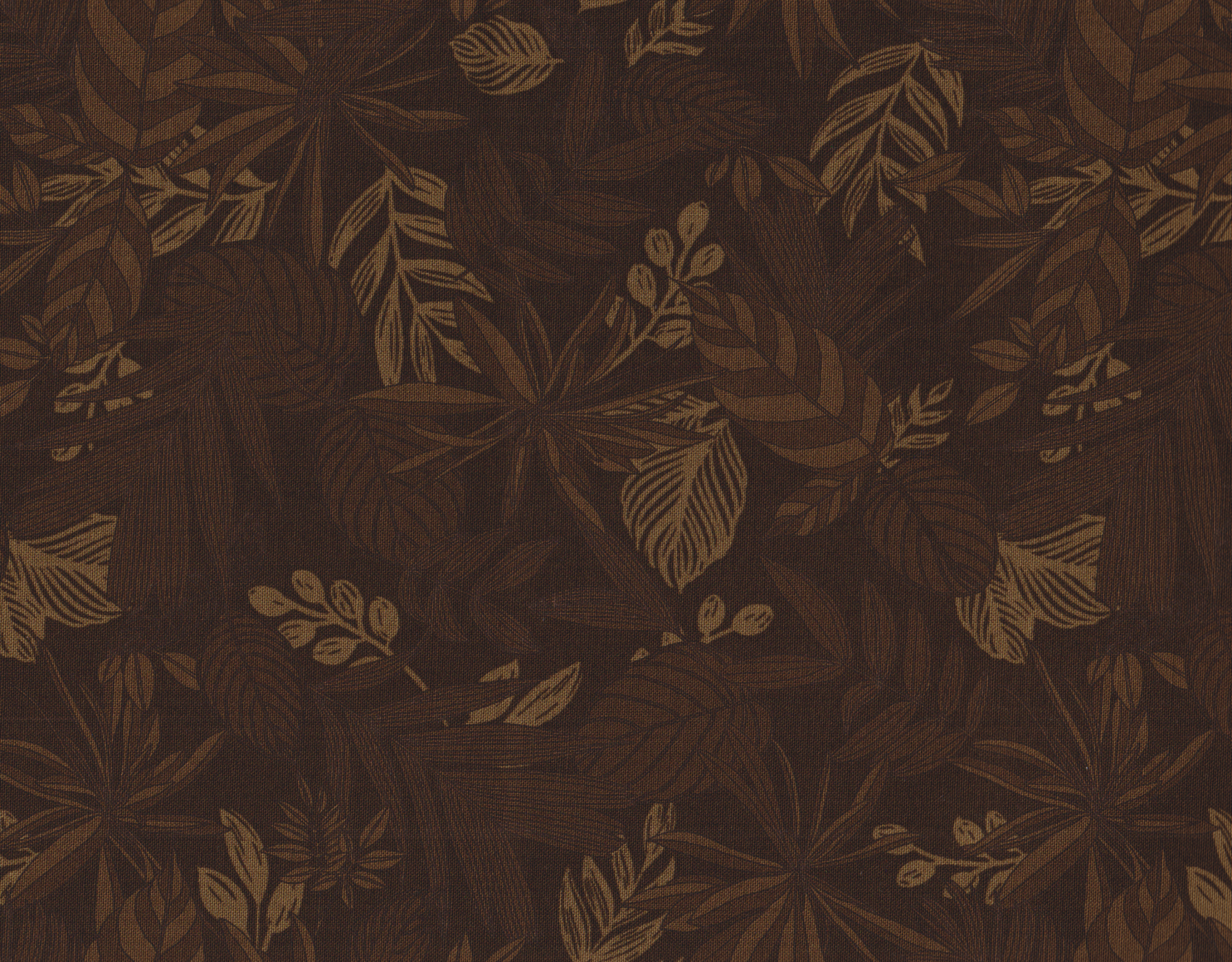 PROMO* Boundless - Blenders Collage Prints #8 Brown Leaves