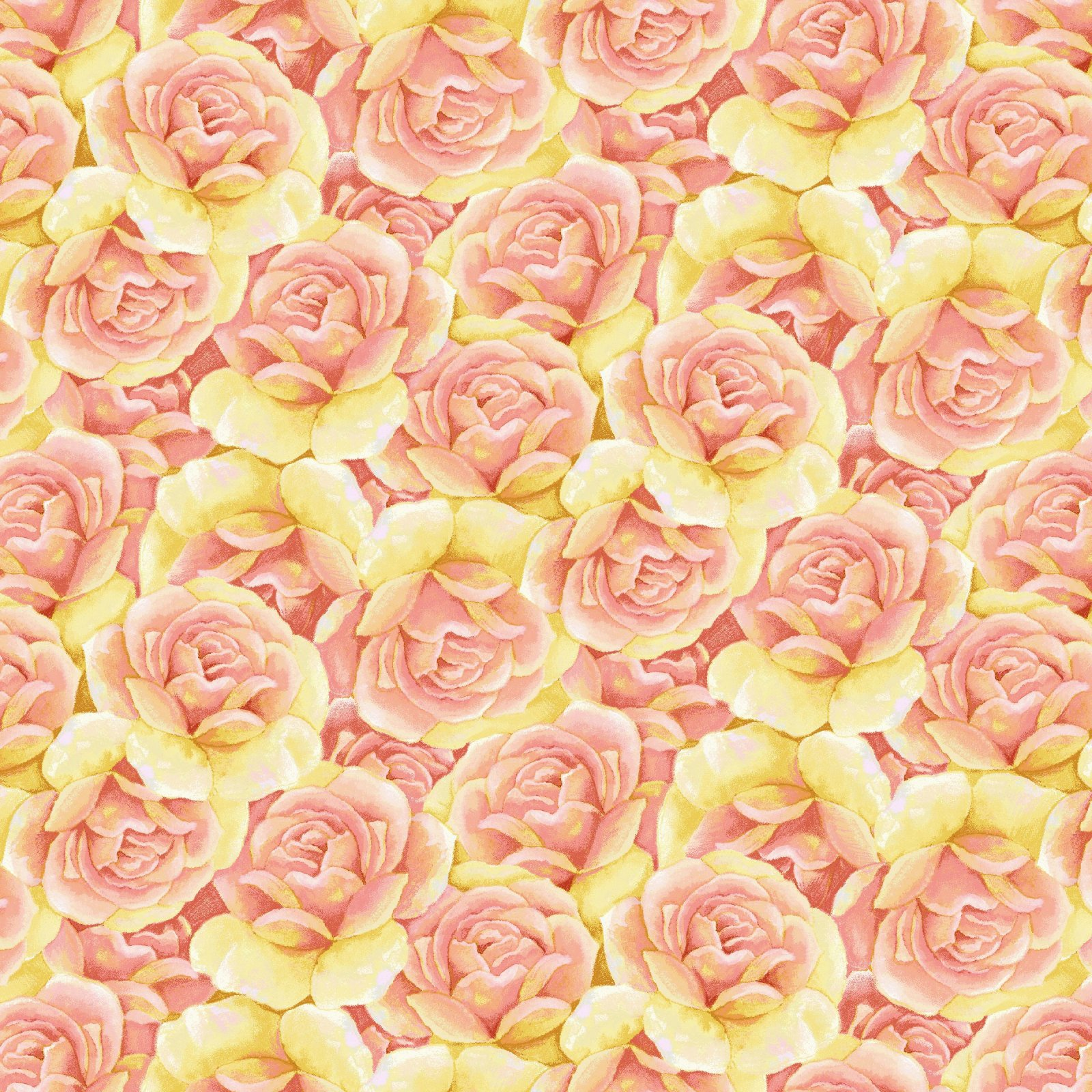 HG-Garden Inspirations 9356-24 Rose - Packed Roses