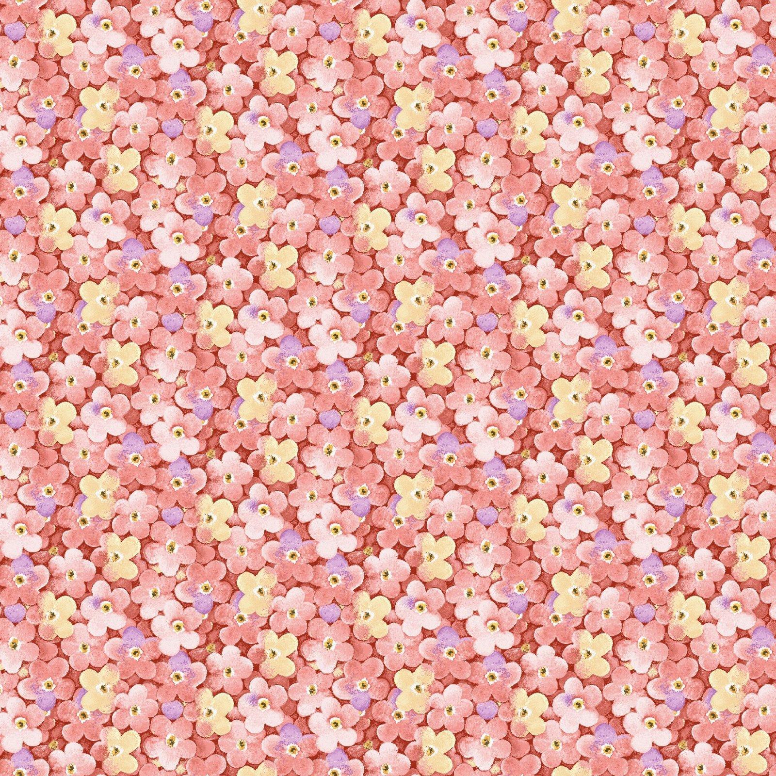 HG-Garden Inspirations 9358-22 Rose - Packed Little Flowers