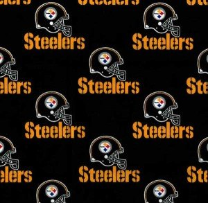 FT-NFL Cotton A522 D Pittsburgh Steelers