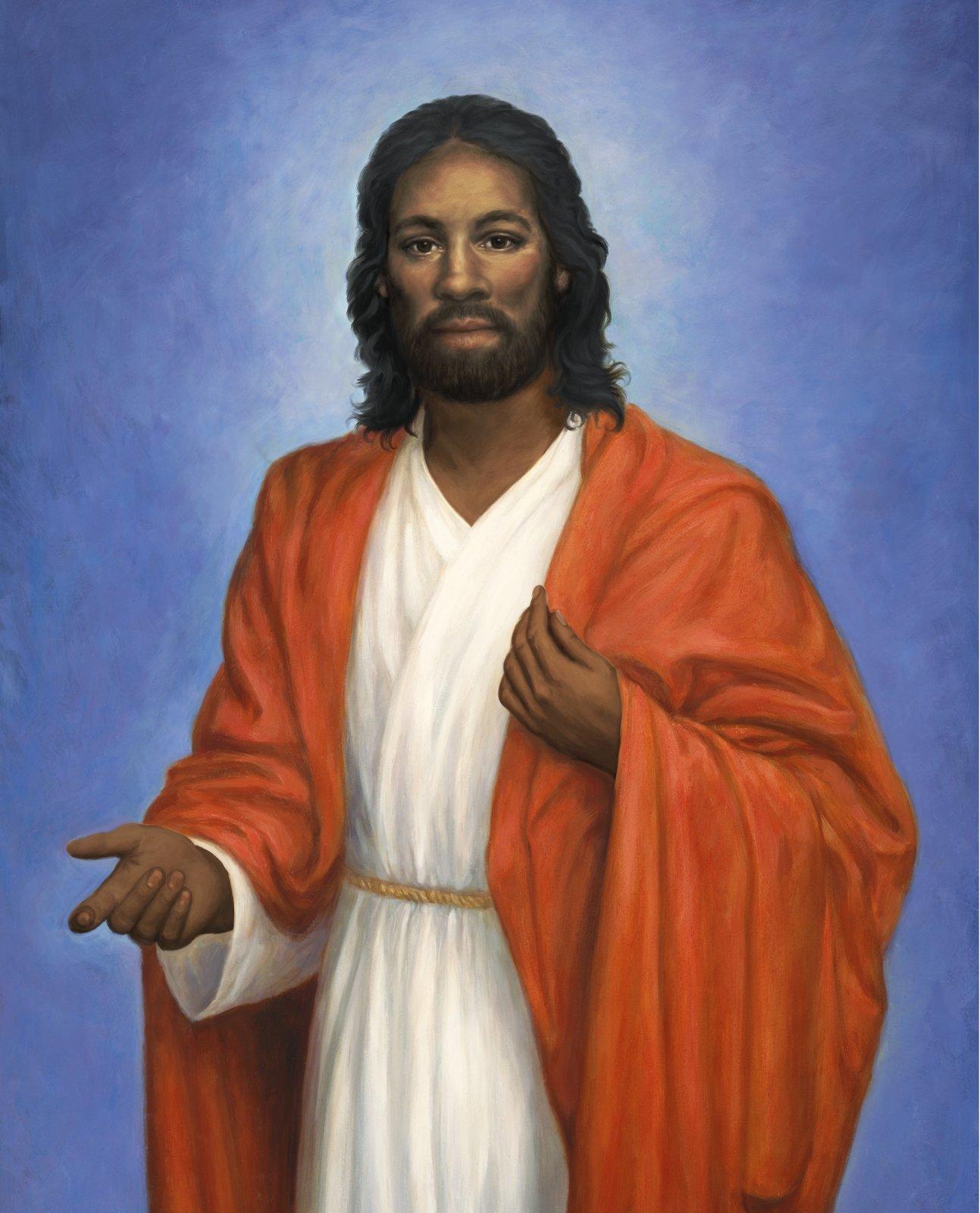 DT-David Exclusives AL-4001 Jesus Panel (35.5 x 45)
