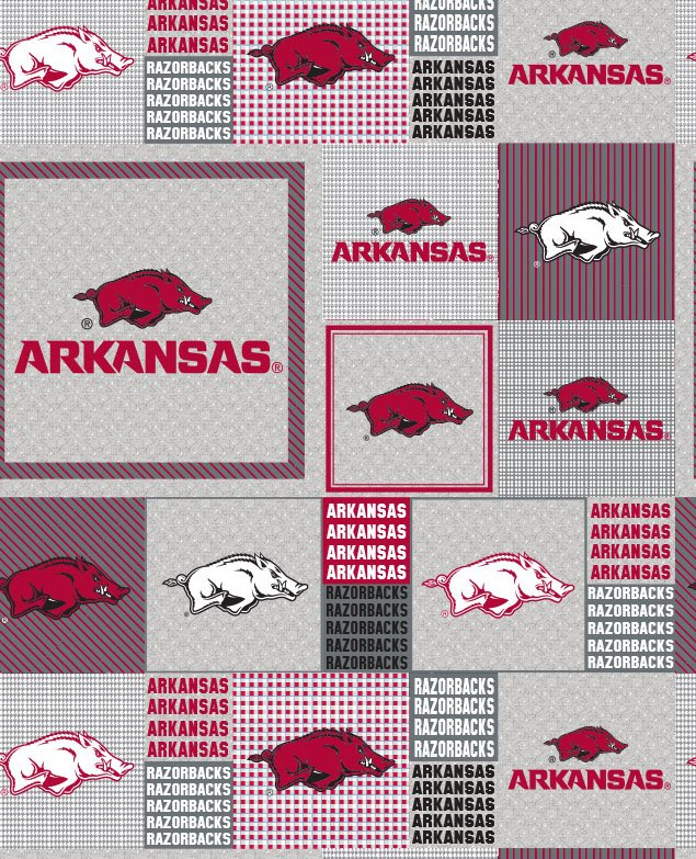 Arkansas University of ARK-158 Fleece