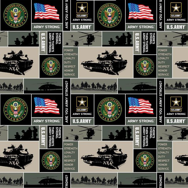 Military 012A Army Fleece