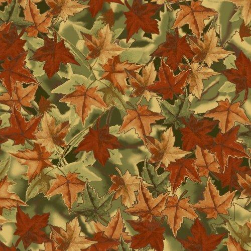 BT-Winterfleece 36460-X Foliage