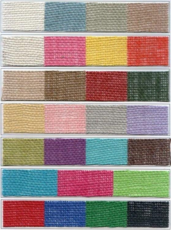 Jafar Burlap - 29 Colors