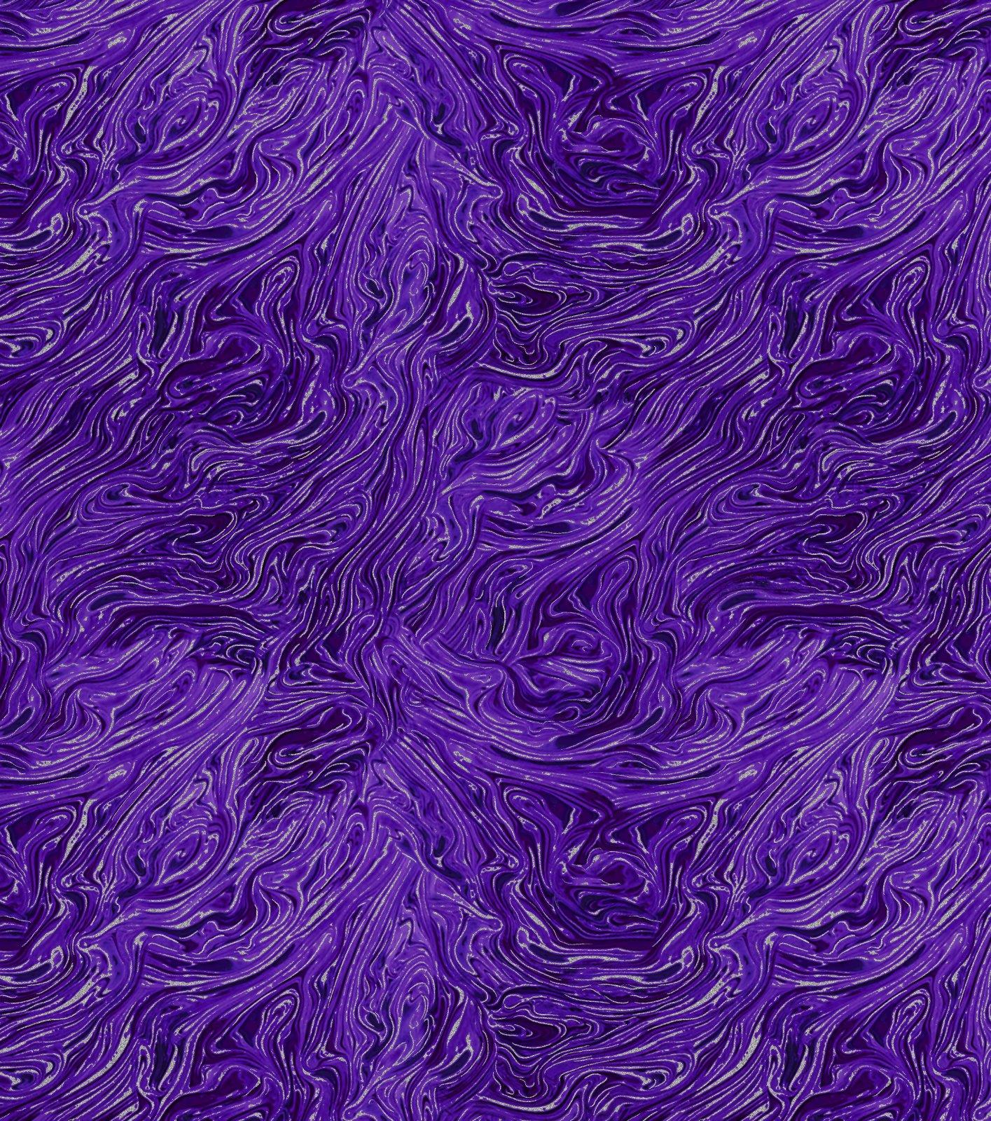TT-Fairy CM8864 Purple - Sparkling Marble Texture