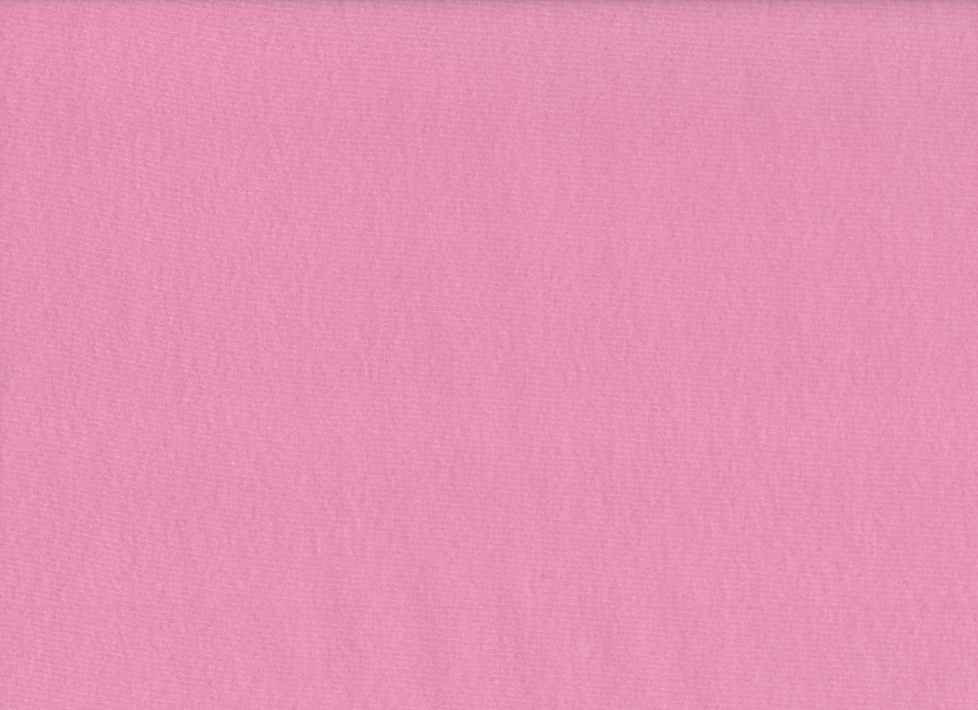 PROMO* Brushed Tricot Flannel - Dark Pink