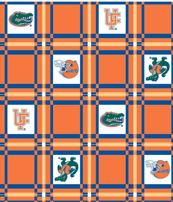 Florida Gators Tablecloth Fabric