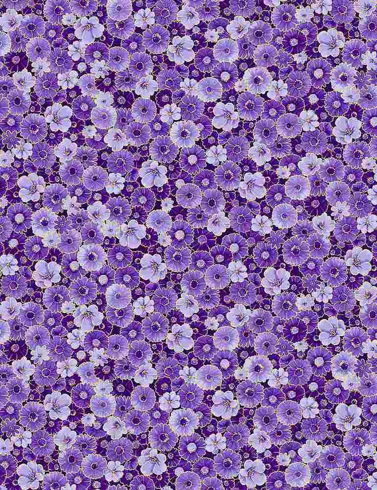 TT-Fleur CM1024 Purple - Utopia Small Packed Flowers