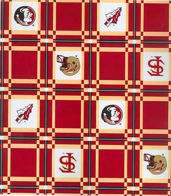 Florida State University  Tablecloth - Tailgate Fabric