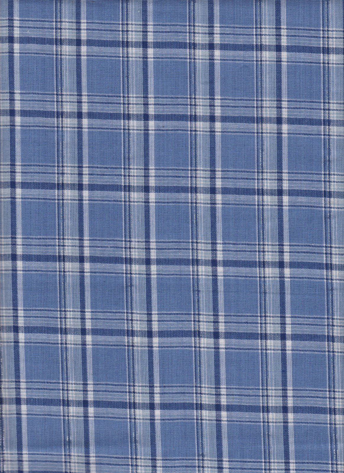 TC- Indigo Range INR-005 Box Plaid wSilver Metallic