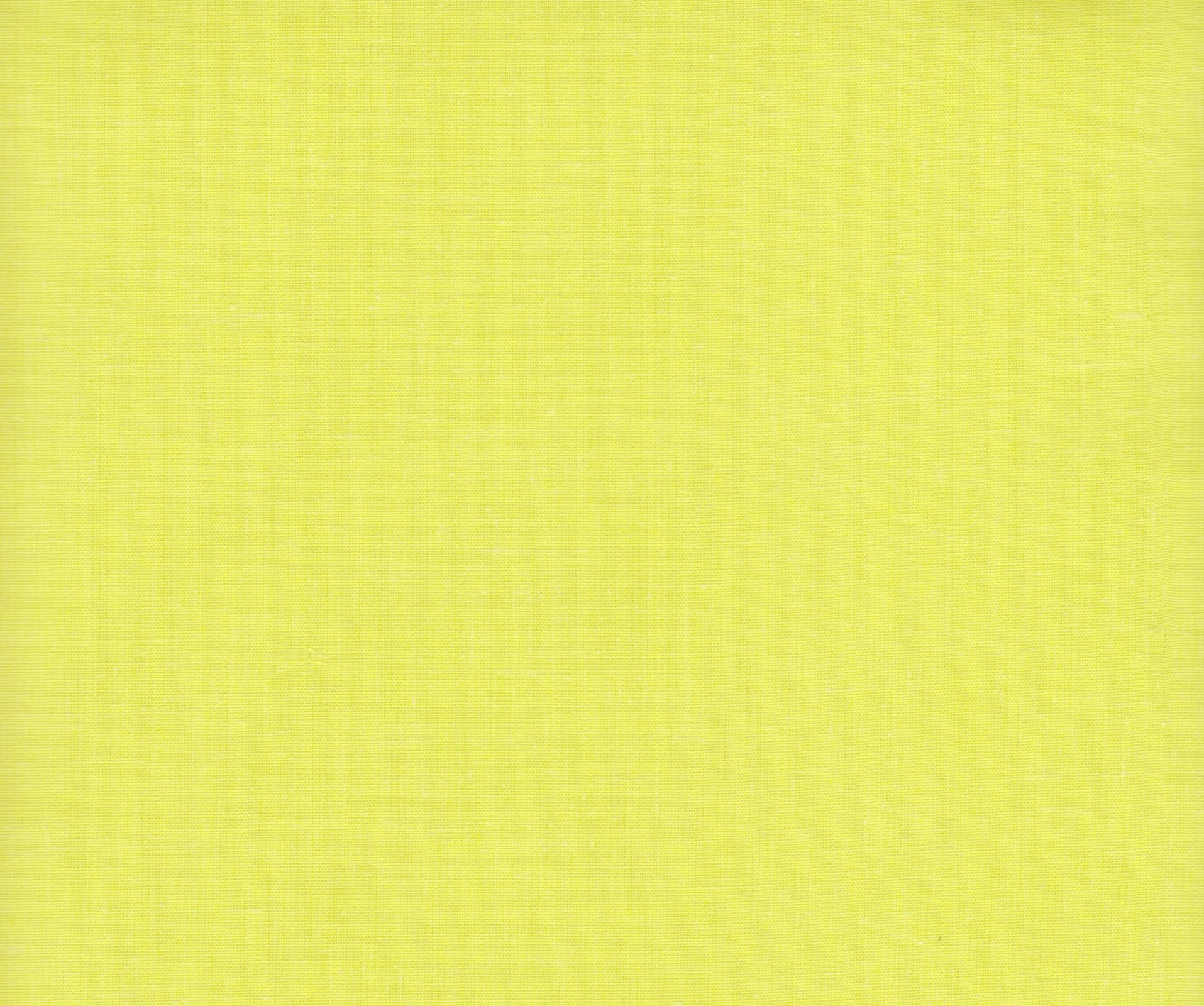 PROMO* Raleigh Cotton/Poly Broadcloth - Lemon Yellow