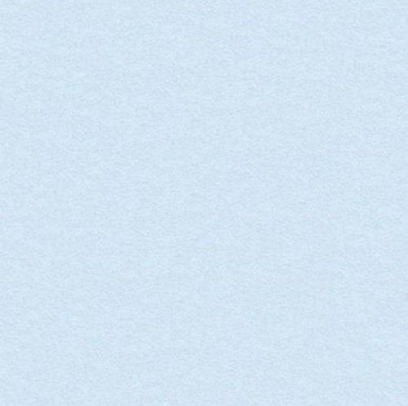 PROMO* Foustex Light Blue Flannel 45