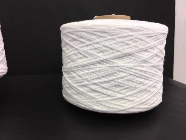 PROMO* NB String Elastic 782309-162060 White 1/8 Wide (1,300 Yard Spool)