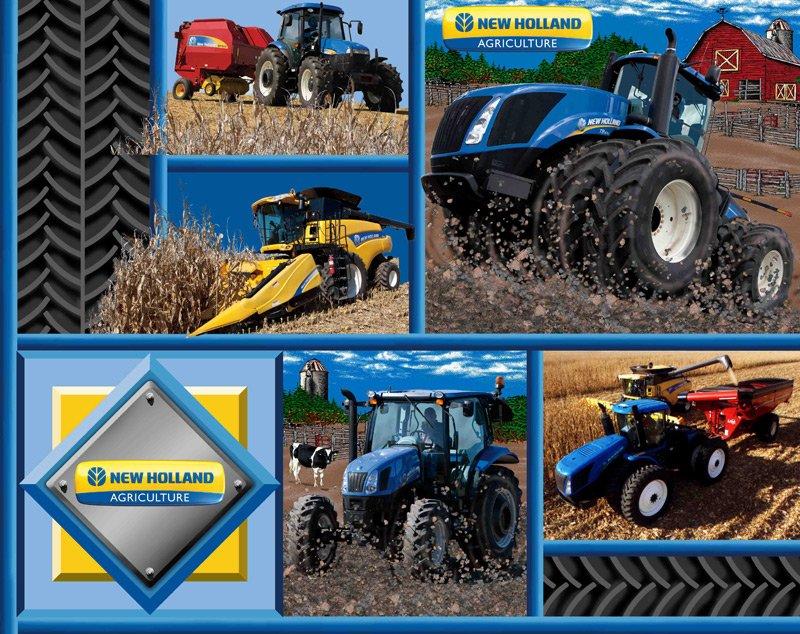 PC-New Holland Tractors 1228C Blocks