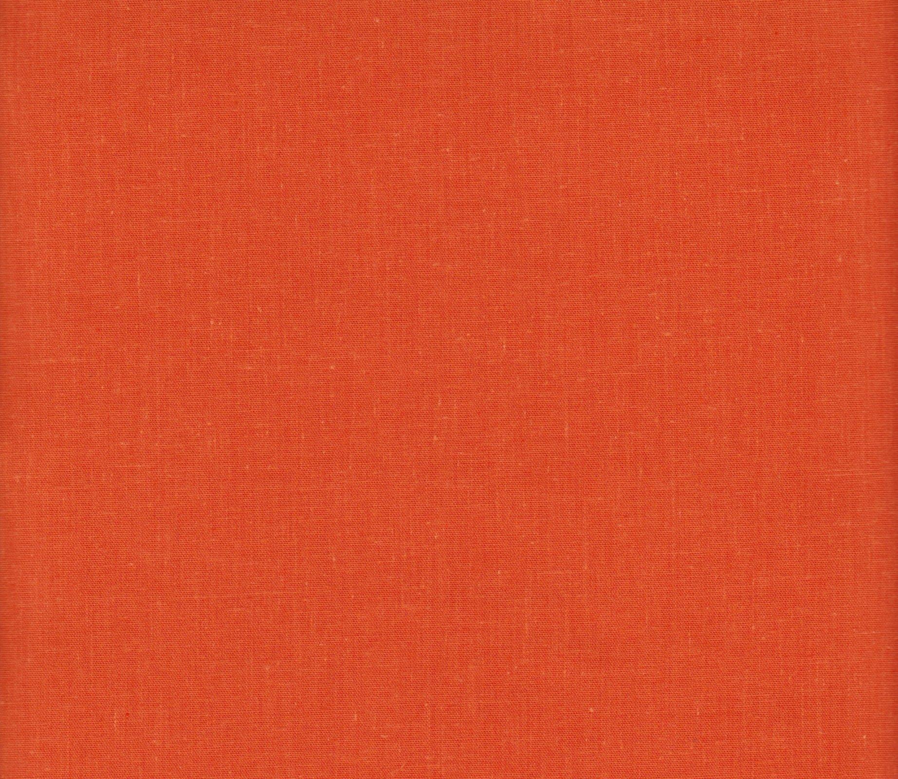 PROMO* Raleigh Cotton/Poly Broadcloth - Orange