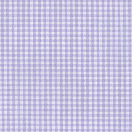 RK-Gingham 1/8th Checks P 5689 7 Lavender