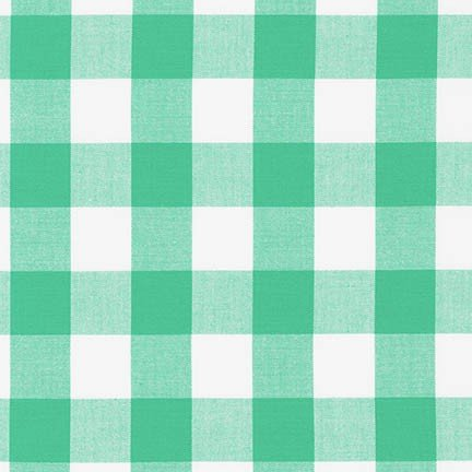 RK-Gingham 1 Checks - P-9811-241 Seafoam
