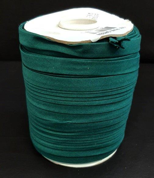 PROMO* 1/2 Bias Binding - Pine Green