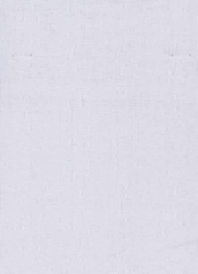 Polyester Poplin White