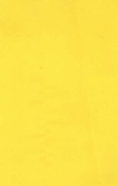 Polyester Poplin Yellow