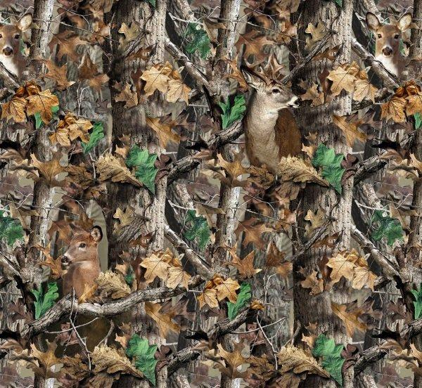 Sykel-Realtree Fleece 1427 Wood Deer Camo