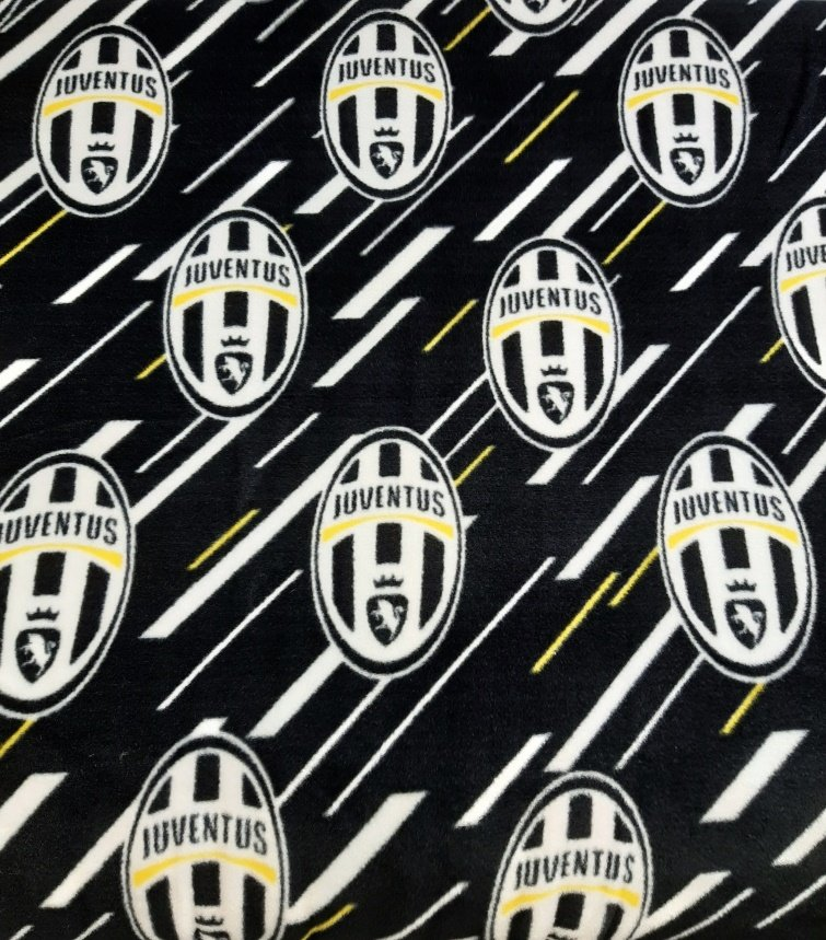 PROMO* FT-Juventus International Soccer Fleece