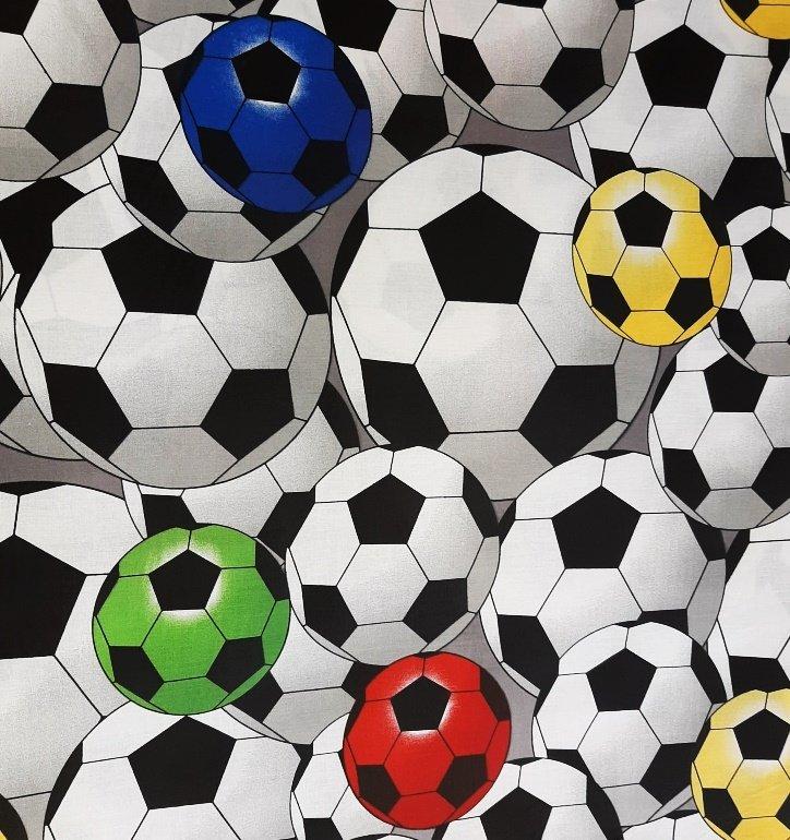 PROMO* FT-Novelty Prints - Soccer Balls
