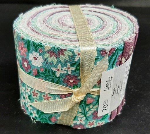 PROMO* FE-Fabric Palette Jelly Rolls - Blender Fabric Roll