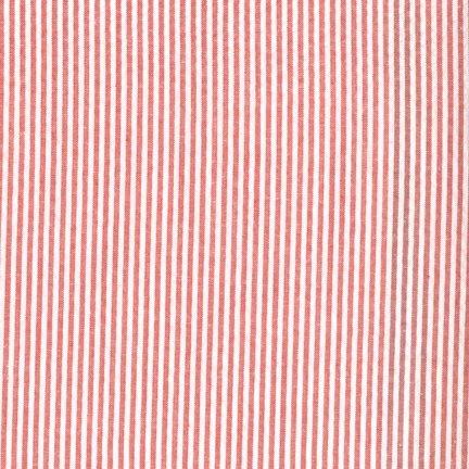 RK-Seersucker Stripe CXS-2901-143 Coral
