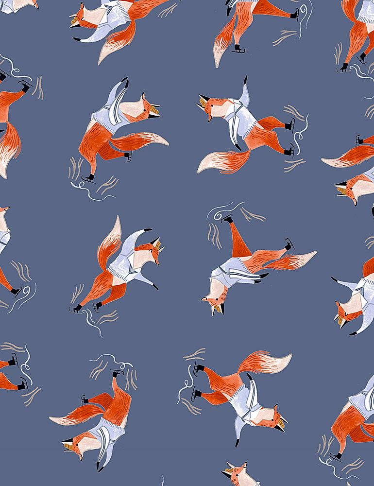 DS-Stella DRR2009 Moonlight - Skating Foxes