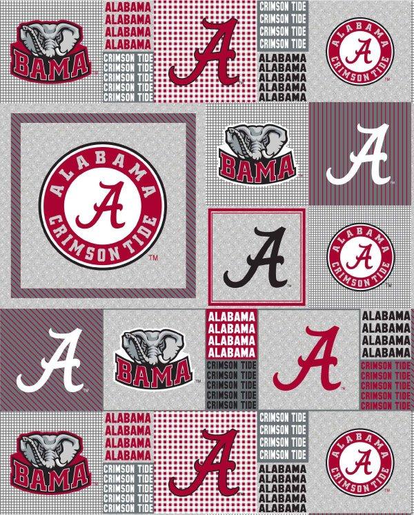 Alabama University of AL-158 Fleece
