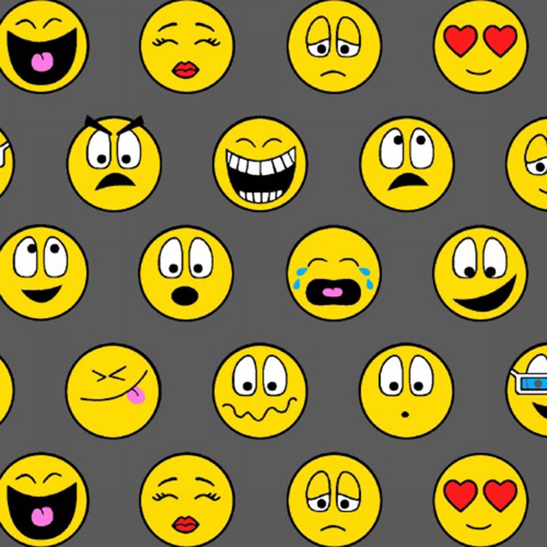 BT-Winterfleece 40912-1 Emoticons