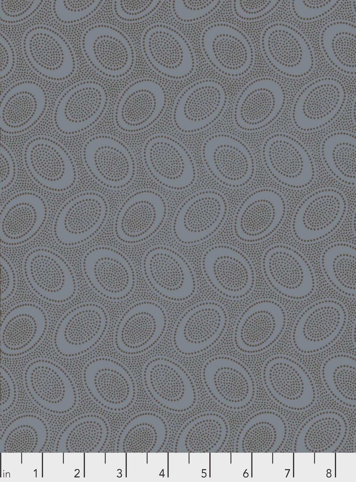 Aboriginal Dot - 071 Stone