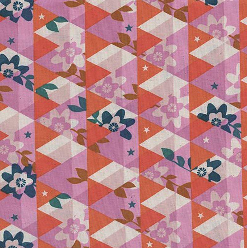 Flutter - Kaleidoscope Orange 0059-3