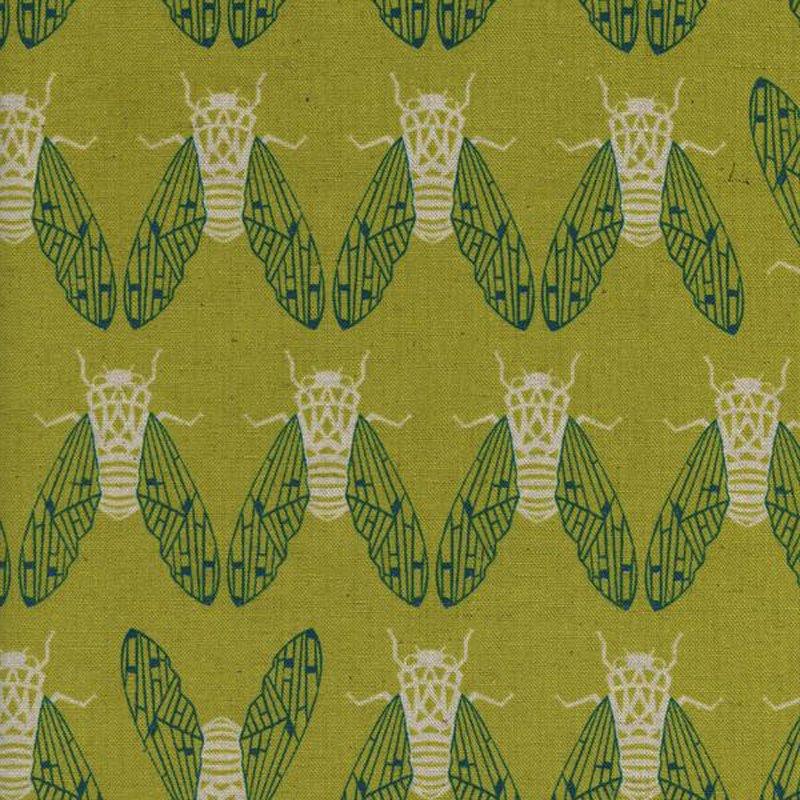 CANVAS Raindrop - Cicada Song Pear  1944-22