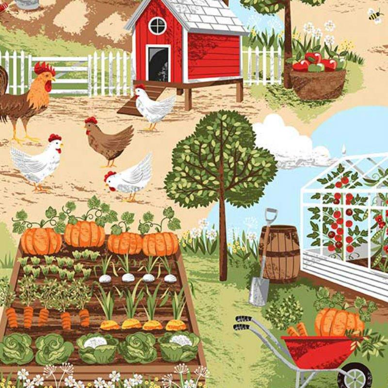 Good Life - Garden Scenic Multi 2024-1