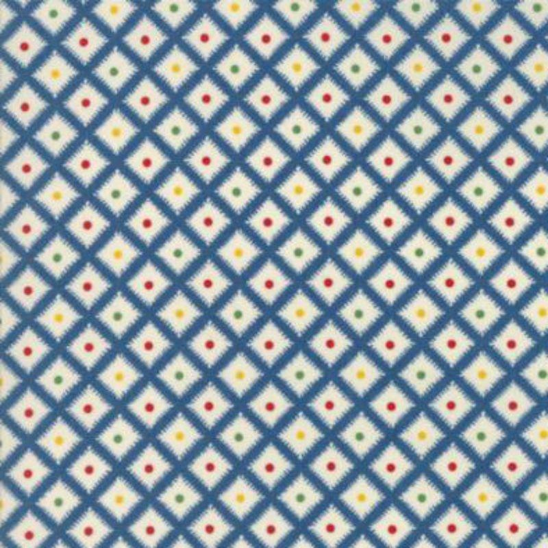 Hop Skip And A Jump - Diamond Blueberry 21708-14